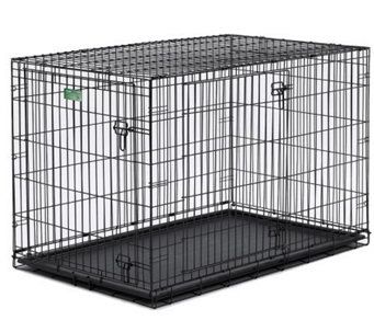 Pet Home I-Crate Double Door 36-Inch Dog Crate - M109518