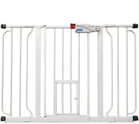 Carlson Extra-Wide Walk-Through Pet Gate