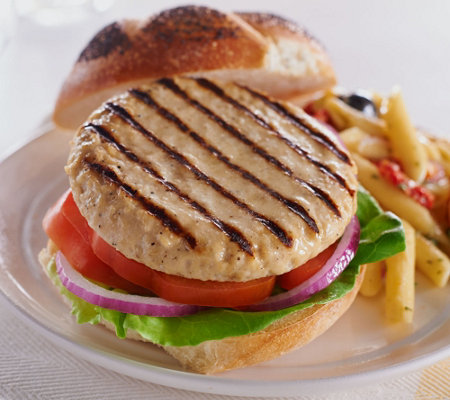 Rastelli Market Fresh (12) 5 oz. Turkey Craft Burgers