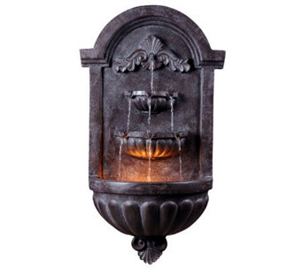 Kenroy Home San Marco Wall Fountain - M114119