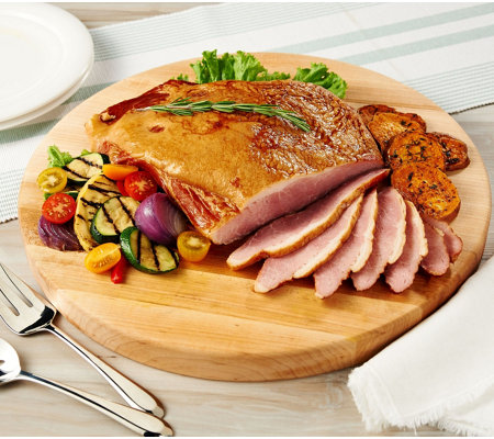 Corky's BBQ 4.75-lb Applewood Smoked Boneless Carving Ham
