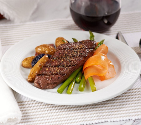 Kansas City Steak Company (14) 4 oz. Top Sirloin Steak Auto-Delivery