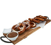 Ships 12/4 Prop and Peller (18) 2.7 oz Pretzels with Mustard & Salt - M56120