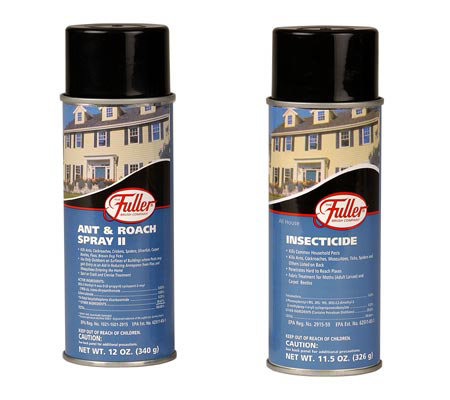 Fuller Brush Bug Spray Kit