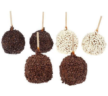Mrs. Prindable's Chocolaty Chocolate Apple Assortment