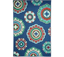Tommy Bahama Medallion 5'x7' Indoor/Outdoor Rug - M52421