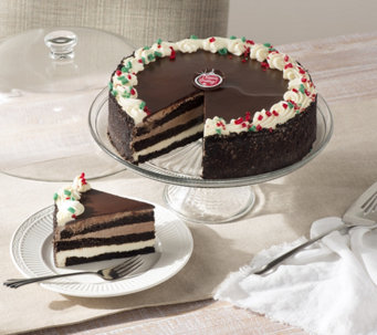 Junior's 4.5 lb. Chocolate Dream or Red Velvet Layer Cake - M52621