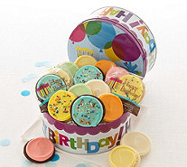 Cheryl's Birthday Party Gift Tin - M115422