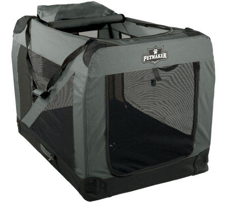 Petmaker Portable Soft-Sided Extra Large Pet Crate