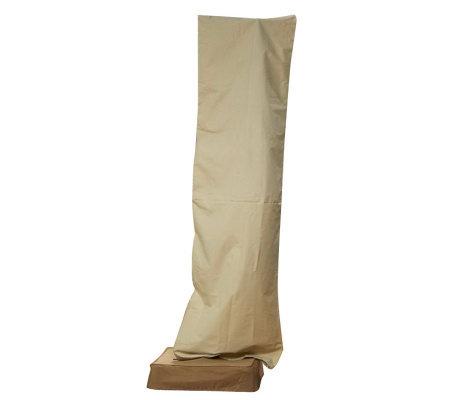 Patio Armor Offset Umbrella Protective Cover