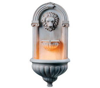 Kenroy Home Regal Wall Fountain - M114123