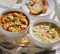 Great Gourmet (4) 16 oz. Eastern Shore Crab Chowder - M47523
