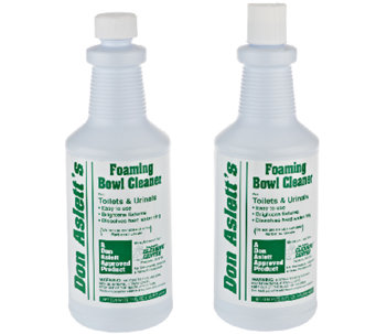 Don Aslett's Foaming Bowl Cleaner Refill - M103924