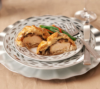 Heartland Fresh (6) 10 oz. Chicken Wellington - M50824