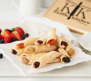 The Kiffle Kitchen 31 Piece Kiffle Pastry Assortment