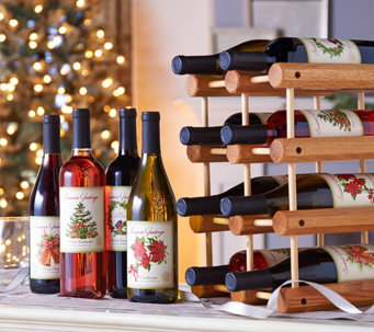 Vintage Wine Estates 12 Bottle Holiday Set Auto-Delivery - M53725