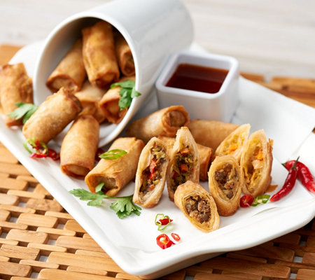 Saugatuck Kitchens (45) .70 oz. Spring Rolls