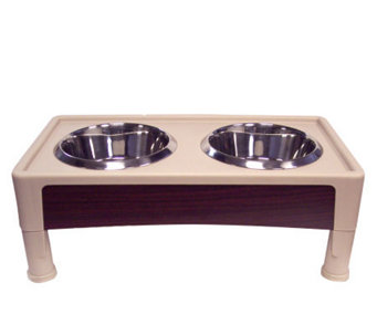"Designer Diner 8"" Signature Series Pet Feeder -Medium - M104226"