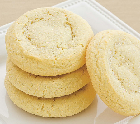 Cheryl's 34pc Classic Sugar Cookies