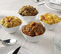 Ships 12/5 St. Clair (4) 2 lb. Side Dish Sampler Auto-Delivery - M52726