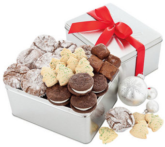 Ships 10/31 Cheryl's Holiday Treats Gift Tin - M113927