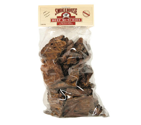 Beef Munchies 1lb Bag of Dog Treats