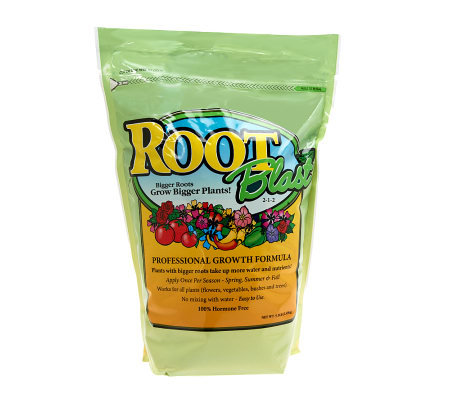 Rootblast Once-a-Season Growth Formula 5 1/2 lb. Pouch