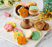 Ships 4/3 Cheryl's 48 pc. Taste of Spring Cookie Assortment - M54429