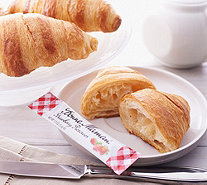 Authentic Gourmet (25) French Butter Croissants &Jam - M55329