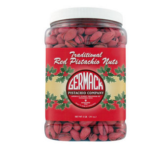 Germack Red Pistachios Jar - M114131