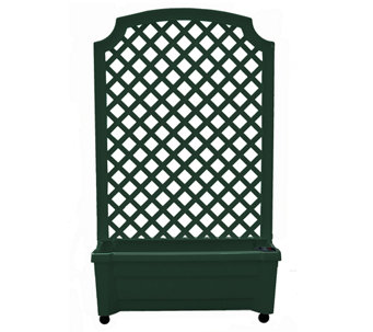 Calypso Planter/Trellis with Self-Watering System - M114531