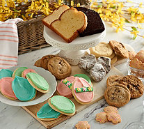 Cheryl's 50 Piece Easter Bakery Sampler - M54131