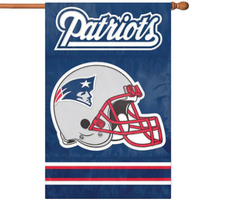 NFL Applique Banner Flag
