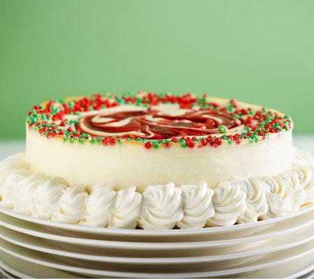 Strawberry Swirl Cheesecake Recipe Cheesecake Factory Junior's 8-Inch Strawb...