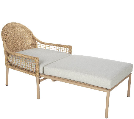 ED On Air Woven Chaise Lounge by Ellen DeGeneres