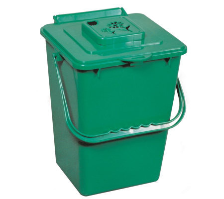 Exaco ECO 2.4 Gallon Kitchen Compost Collector