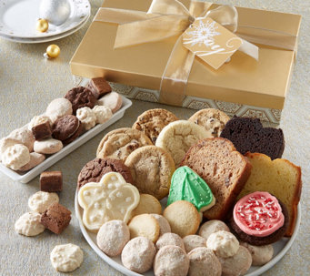 10/31 Cheryl's Joy of the Season Bakery Sampler - M115334