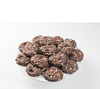 Sh 12/4 Landies Candies Dark Chocolate Caramel Pecan Pretzels - 18pc - M55234