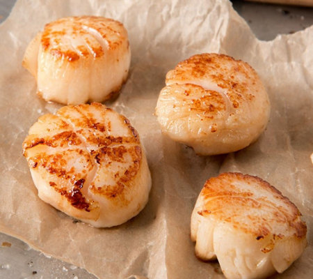 Egg Harbor (2) 1 lb. Wild-Caught Atlantic Sea Scallops