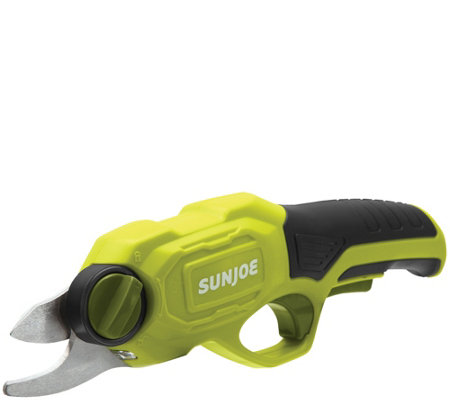 Sun Joe 3.6V Cordless Lithium Ion Rechargeable Power Pruner
