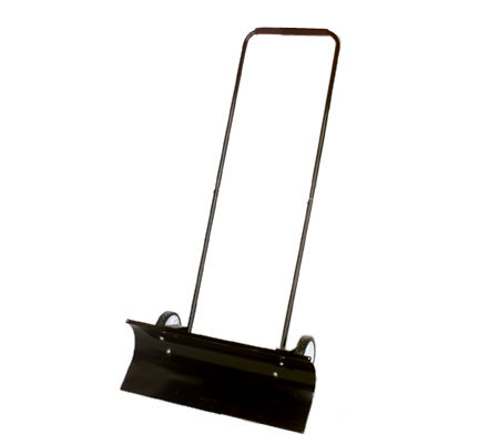 Lightweight Ergonomic Snow Shovel with Wheels
