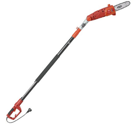 """As Is"" Sun Joe Electric Multi-Angle Telescopic Pole Chainsaw"