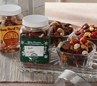 Germack Set of 5 Holiday Mini Jar Assortment