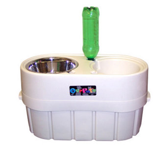 Store-N-Feed Dog Feeder - M104238