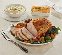 Martha Stewart 4.25 lb. Turkey Breast w/ Herb Butter & (2) 2lb Sides - M55838