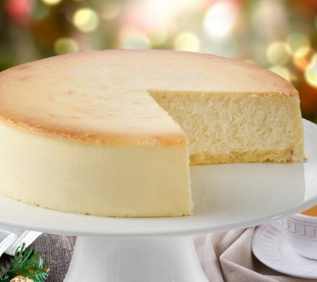 Junior's Original New York Plain Cheesecake
