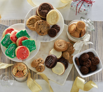 Cheryl's 94 Piece Holiday Cookie Assortment - M51740