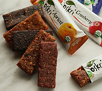 Oskri (25) 1.23 oz. 100% Fruit Bar Variety Pack - M53741