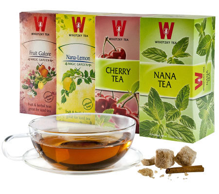Wissotzky Tea Moments of Magic - The Marissa Collection