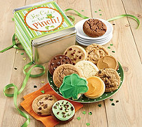 Cheryl's Too Cute To Pinch Gift Tin - 12 Cookies - M116942